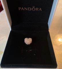Pandora charm srce