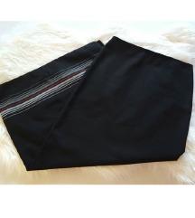 Maxi vintage topla suknja, kao nova