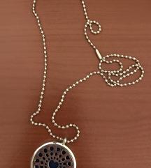 Mirisni medaljon/ogrlica
