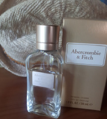 Abercrombie fitch First instinct sheer EDP