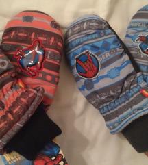Spiderman šal i rukavice
