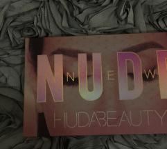 Huda Beauty Nude paleta sjenila