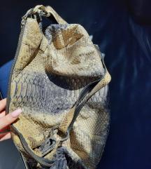 Silvano Biagini torba prava zmijska koža (piton)