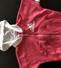 Adidas hoodie na patent (NOVO)