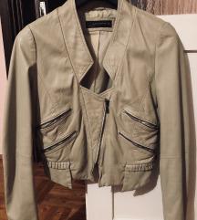 Zara kožna jakna AkcijAA🎱🎱🎱🎱
