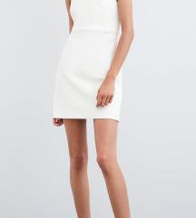 Zara haljina na preklop na leđima