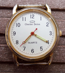 Starinski ručni satovi - DARWIL, CHARLES DELON..