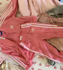 Adidas originals trenirka roza