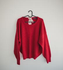 Zara džemper na vezanje (poštarina uključena)