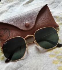 Sunčane naočale Ray Ban Hexagonal