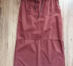 Duga suknja - vel. 42 - 10 kn ili zamjena