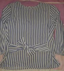 Bluza s mašnom
