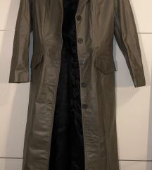 Vintage kaput od teleće kože