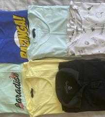 Lot majice kratkih rukava