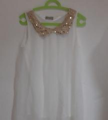 Bijela majica/ tunika