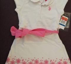 Nova haljina kratki rukav 92