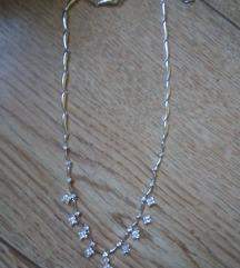 Ogrlica srebro