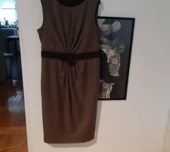 Nova Max Mara zimska maxi haljina
