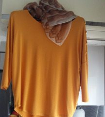 Predivna majica tunika i marama