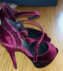 Nove plišane sandale br.36