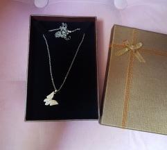 Ogrlica od čelika LEWIKO NOVA! %250kn