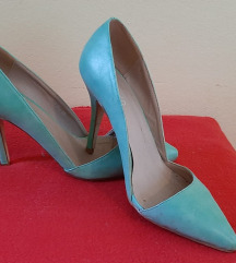 Zelene cipele na petu
