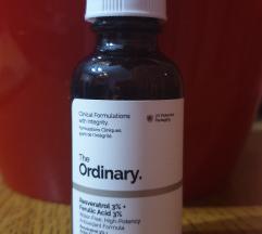 The Ordinary resveratrol 3% i ferulic acid 3%