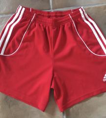 Adidas crvene kratke hlače/ dres