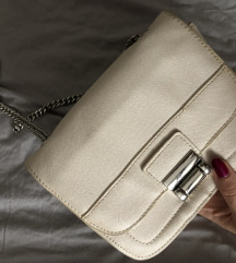 Zara bež nude nova torbica