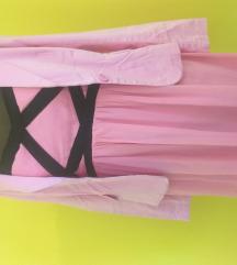 SNIŽENO 50KN Svečana haljina + sako