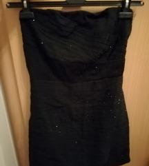Crna haljina %%% SNIZENO