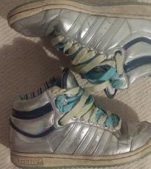 Adidas // Silver Spark