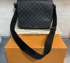 Louis Vuitton District PM original torba