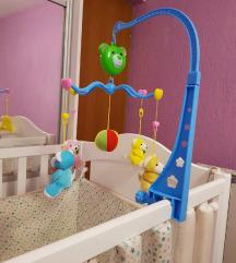 NOVO! Baby mobil vrtic