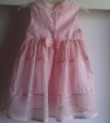 Svečana dječja  haljinica Baby club