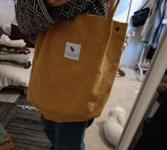 Samtena torba