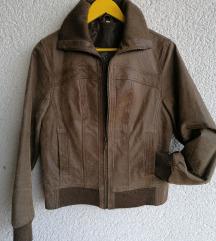 Vintage kožna jakna 38