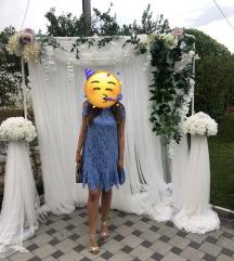 Lei Lou čipkasta haljina