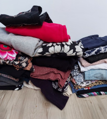 Veeeliki lot odjece