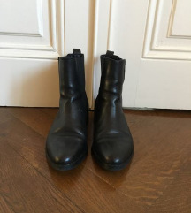 Mango kožne ženske cipele-sniženo na 180