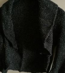 Pleteni pulover,bolero,