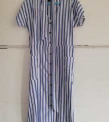 Duža mornarska haljina