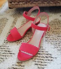 MISS KG koraljne sandale