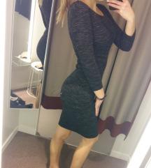 Uska haljina, dužina do koljena