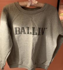 Siva Ballin kao Balmain majica