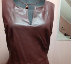 Orsay bordo haljina