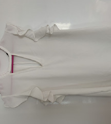 Bershka bijela košuljica