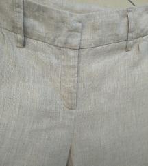 Benetton lanene hlače