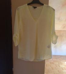 🎁Pastelno žuta bluza