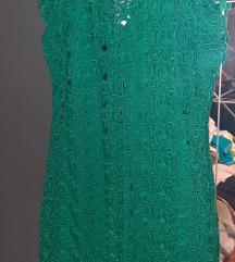 Zarina smaragdna haljina